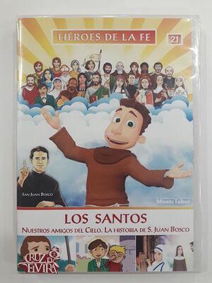 DVD - LOS SANTOS