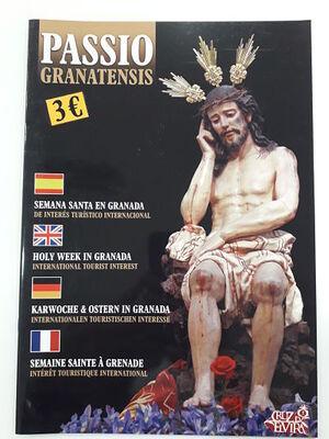 REVISTA PASSIO GRANATENSIS