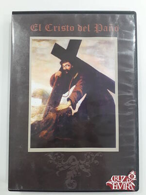 DVD EL CRISTO DEL PAÑO