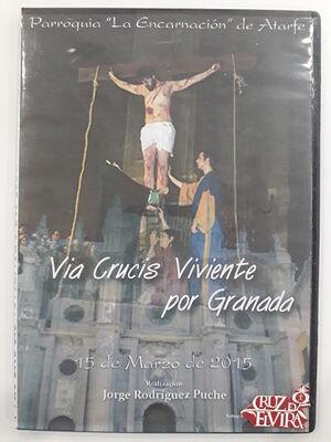 DVD VIA CRUCIS VIVIENTE POR GRANADA