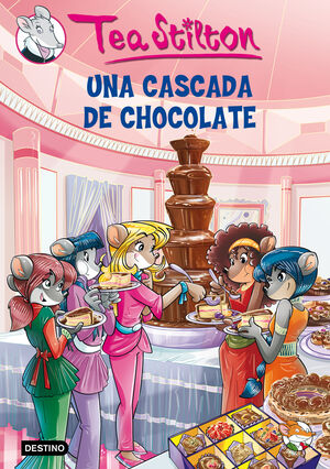 UNA CASCADA DE CHOCOLATE