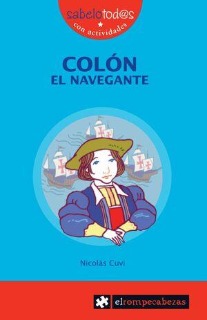 COLON EL NAVEGANTE 2ªED