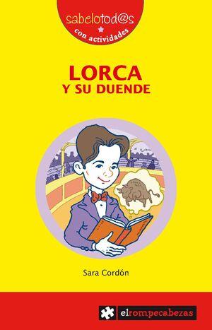 LORCA Y SU DUENDE