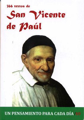 366 TEXTOS DE SAN VICENTE DE PAUL