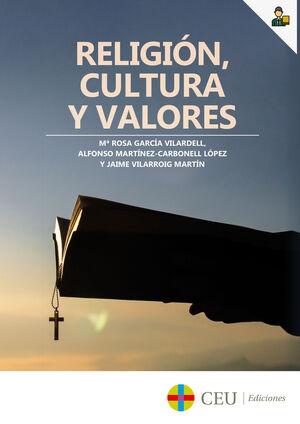 RELIGION CULTURA Y VALORES