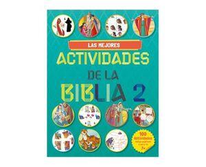 LAS MEJORES ACTIVIDADES DE LA BIBLIA 2