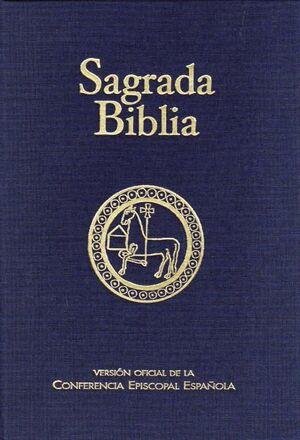 SAGRADA BIBLIA (ED. TÍPICA - TELA)