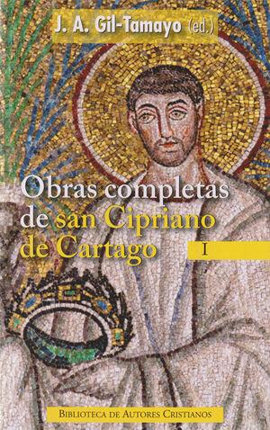 OBRAS COMPLETAS DE SAN CIPRIANO DE CÁRTAGO