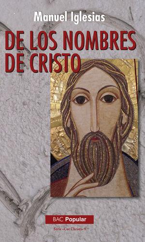 DE LOS NOMBRES DE CRISTO