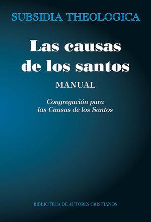 LAS CAUSAS DE LOS SANTOS MANUAL