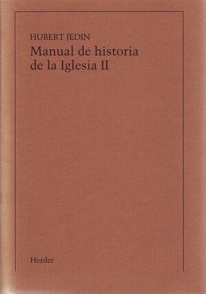MANUAL DE HISTORIA DE LA IGLESIA II