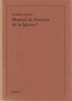 MANUAL DE HISTORIA DE LA IGLESIA I