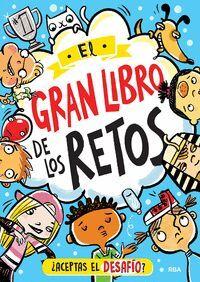 EL GRAN LIBRO DE LOS RETOS