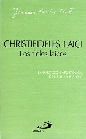 CHRISTIFIDELES LAICI: LOS FIELES LAICOS: EXHORTACIÓN APOSTÓLICA DE JUAN PABLO II