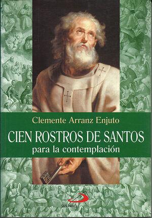 CIEN ROSTROS DE SANTOS