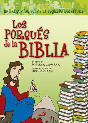 LOS PORQUÉS DE LA BIBLIA