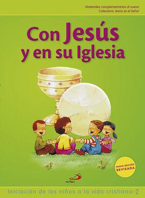 CON JESUS Y EN SU IGLESIA-ACT. N.GALILEA
