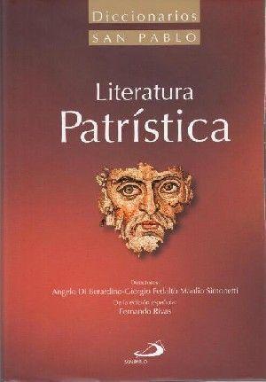 DICCIONARIO DE LITERATURA PATRÍSTICA