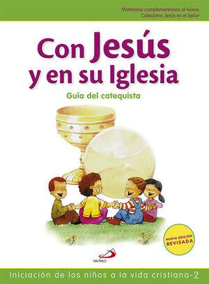 CON JESÚS EN SU IGLESIA - GUÍA DEL CATEQUISTA