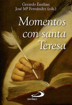 MOMENTOS CON SANTA TERESA