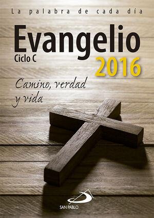 EVANGELIO 2016 LETRA GRANDE
