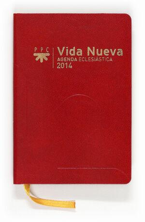 AGENDA ECLESIÁSTICA PPC-VIDA NUEVA 2014
