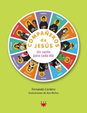 COMPAÑEROS DE JESÚS. UN SANTO PARA CADA DÍA