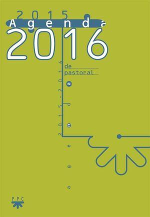 AGENDA DE PASTORAL 2015-2016