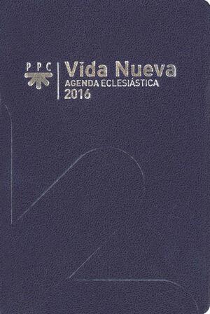 AGENDA ECLESIÁSTICA PPC-VIDA NUEVA 2016