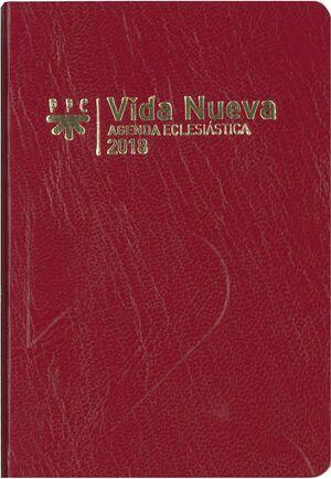AGENDA ECLESIÁSTICA PPC-VIDA NUEVA 2018