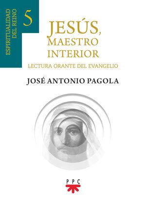 JESUS, MAESTRO INTERIOR 5