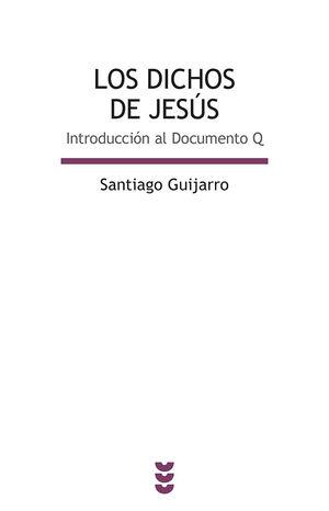 LOS DICHOS DE JESÚS