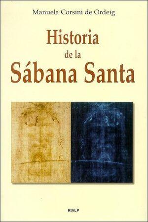 HISTORIA DE LA SÁBANA SANTA