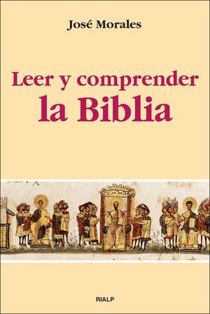 LEER Y COMPRENDER LA BIBLIA
