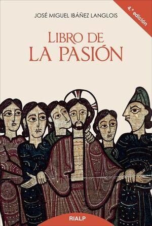 LIBRO DE LA PASIÓN