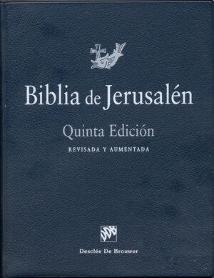 BIBLIA JERUSALEN MANUAL 0