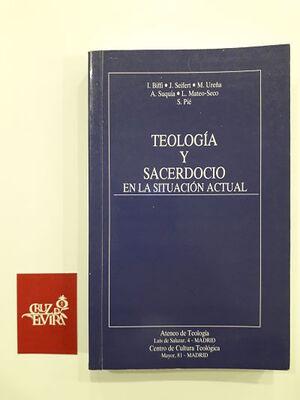 SACERDOCIO Y TEOLOGÍA