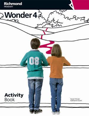 WONDER 4 ACTIVITY + AB CD