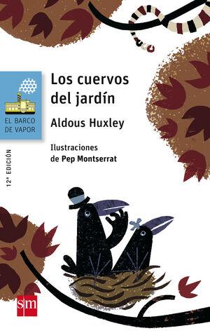 LOS CUERVOS DEL JARDÍN