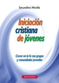 INICIACIÓN CRISTIANA DE JÓVENES