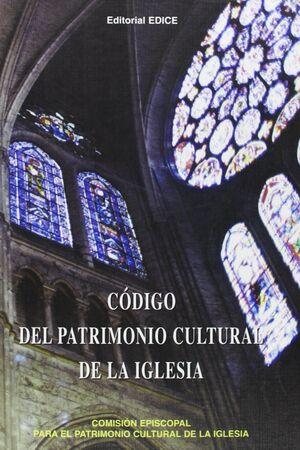 CÓDIGO DEL PATRIMONIO CULTURAL DE LA IGLESIA