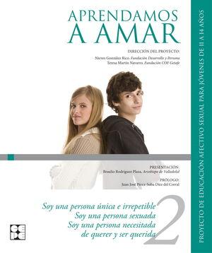 APRENDAMOS A AMAR 11-14. MANUAL