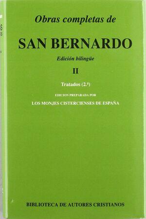 OBRAS COMPLETAS DE SAN BERNARDO. II: TRATADOS (2)