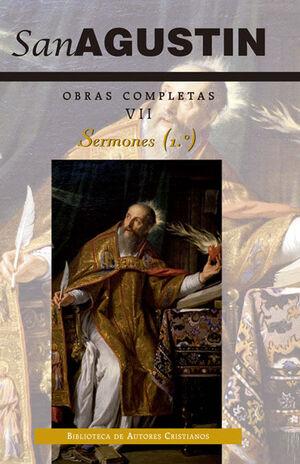 OBRAS COMPLETAS DE SAN AGUSTÍN. VII: SERMONES (1.º): 1-50: SOBRE EL ANTIGUO TEST