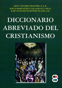 DICCIONARIO ABREVIADO DEL CRISTIANISMO