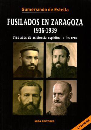 FUSILADOS EN ZARAGOZA, 1936-1939