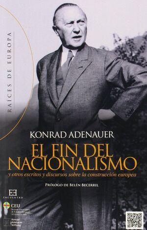 EL FINAL DEL NACIONALISMO