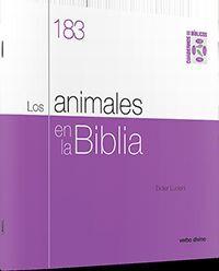 ANIMALES EN LA BIBLIA,LOS
