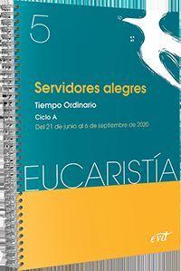 SERVIDORES ALEGRES