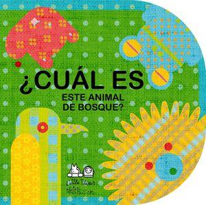 DESCUBRE LOS ANIMALES DEL BOSQUE